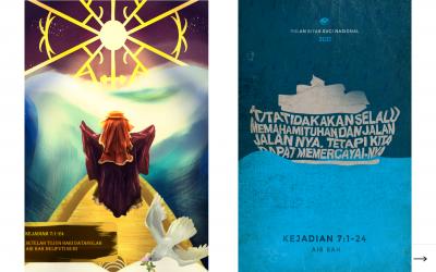 Bulan Kitab Suci Nasional, SMA Katolik Ricci 1 Jakarta  Lakukan Berbagai Kegiatan