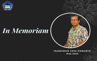 IN MEMORIAM, BAPAK FRANSISKUS ASISI RISWANTO
